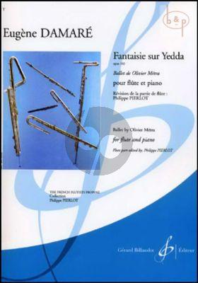 Fantaisie sur Yedda Op.103 (Ballet de Olivier Metra)