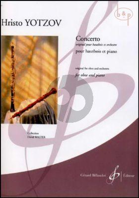 Concerto (Oboe-Orch.)