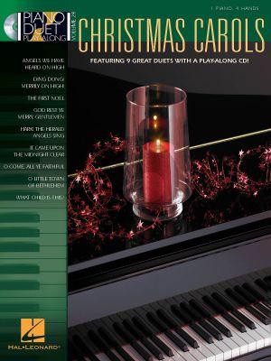 Christmas Carols Piano Duet