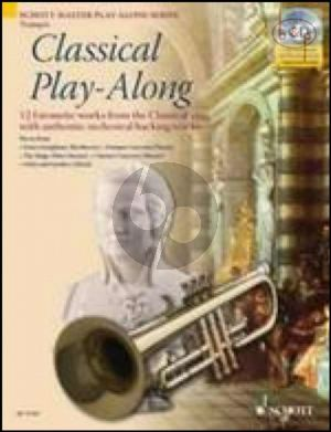 Classical Play-Along (Trumpet)
