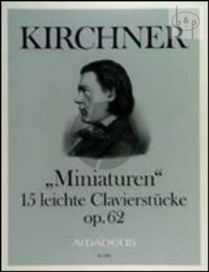 Miniaturen Op.62 (15 Easy Pieces)