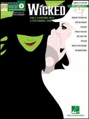 Wicked (A New Musical)