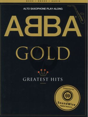 Abba - Gold (Greatest Hits) Alto Saxophone
