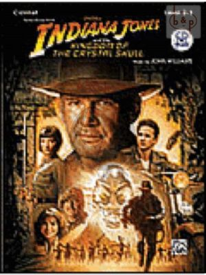 Indiana Jones and the Kingdom of the Crystal Skull (Clarinet)