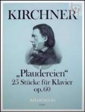 Plaudereien am Clavier Op.60