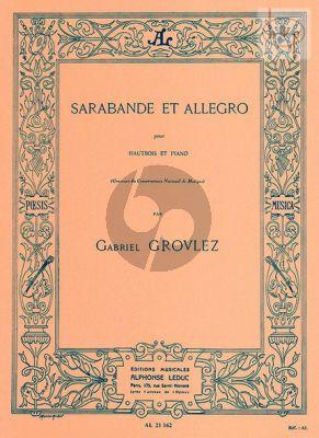 Sarabande et Allegro