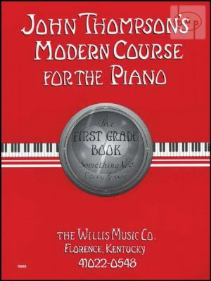 Modern Course for the Piano First Grade Book
