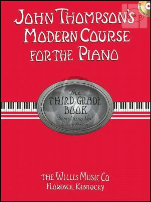 Modern Course for the Piano Third Grade Book