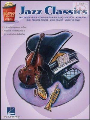 Jazz Classics Big Band Play-Along vol.4