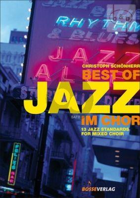 Best of Jazz im Chor (13 Jazz Standards)