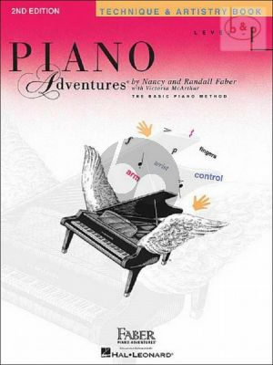 Piano Adventures Technique & Artistry Book Level 1