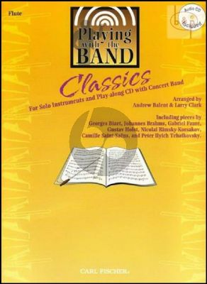 Playing with the Band Classics (Flute)