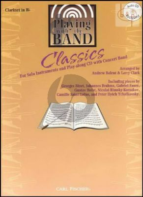 Playing with the Band Classics (Clarinet)