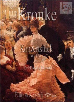 Konzertstuck Op.177 Flöte-Klavier (grade 4)