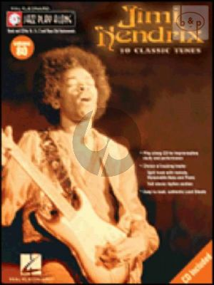 10 Classic Tunes (Jazz Play-Along Series Vol.80)