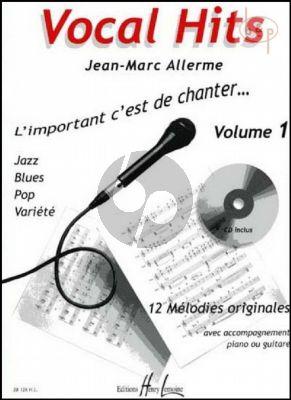 Vocal Hits Vol.1 (Jazz-Blues-Pop & Variete)