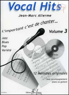 Vocal Hits Vol.3 (Jazz-Blues-Pop & Variete)