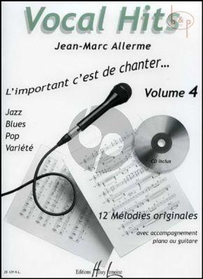 Vocal Hits Vol.4 (Jazz-Blues-Pop & Variete)