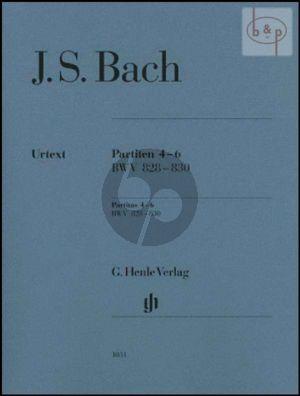Bach 6 Partiten Vol.2 (No.4 - 6) (BWV 828 - 830)