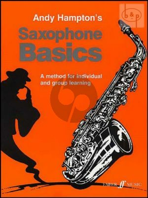 Saxophone Basics (Individual and Group Learning)