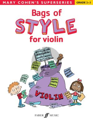 Cohen Bags of Style for Violin (grade 2 - 3)
