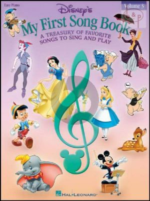 My First Songbook Vol.3
