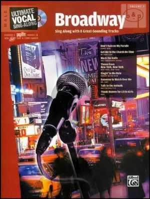 Broadway (Ultimate Vocal Sing-Along Vol.2) (Male Voice)
