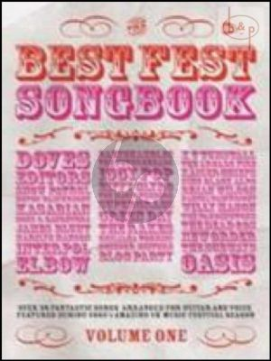 Best Fest Songbook Vol.1