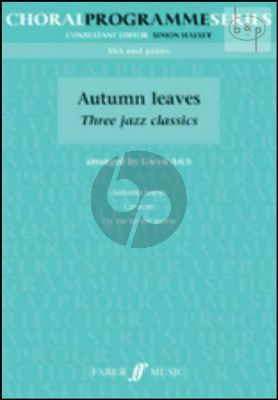 Autumn Leaves (3 Jazz Classics)