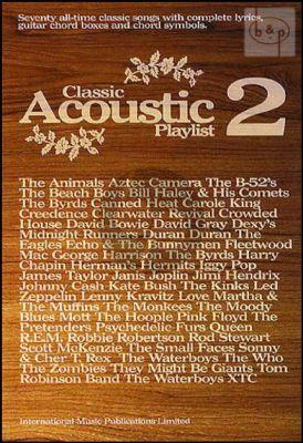 Classic Acoustic Playlist 2