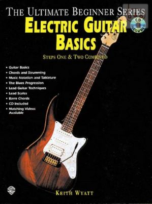 Electric Guitar Basics Steps 1 - 2 combined