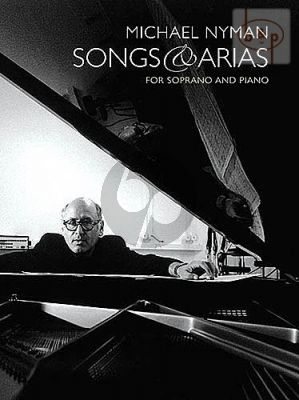 Songs and Arias for Soprano and Piano