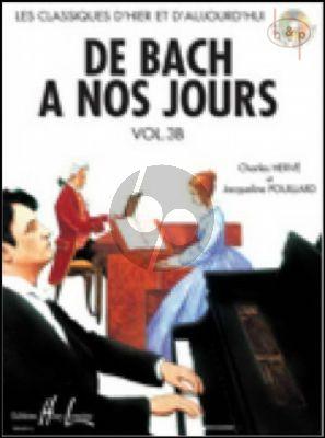 Bach a nos Jours Vol.3B