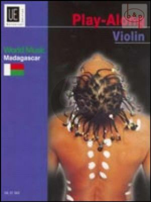 World Music Madagascar (Violin-Piano) (Bk-Cd)