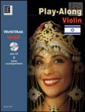 World Music Israel (Violin-Piano) (Bk-Cd)