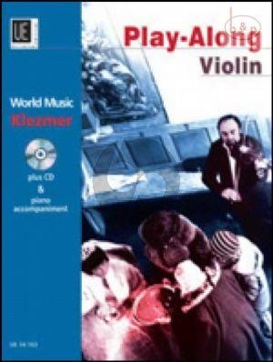 World Music Klezmer Playalong (Violin-Piano) (Bk-Cd)