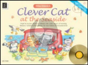 Clever Cat at the Seaside (Pupil & Teacher Duets to enhance the early stages for learning)