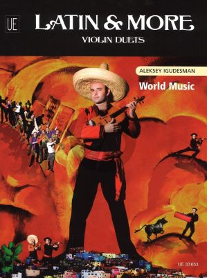 Igudesman Latin & More (Violin Duets)