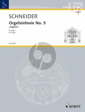 Orgelsinfonie No.5 Angelus