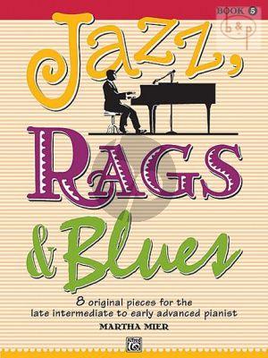 Mier Jazz-Rags & Blues Vol.5 Piano solo