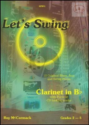 Let's Swing for Clarinet and Piano