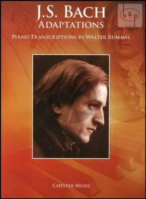 Adaptations Piano Transcriptions by Walter Rummel