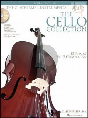 The Cello Collection Intermediate Level (13 Pieces)