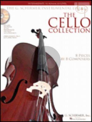The Cello Collection Intermediate-Advanced Level