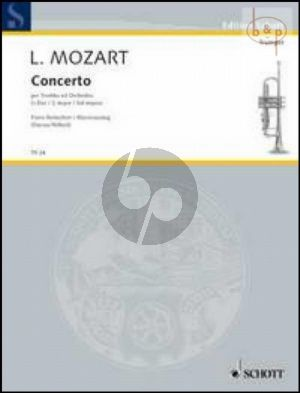 Concerto G-major (TrumpetC/Bb)