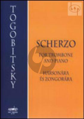 Scherzo for Trombone and Piano