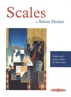 Simon Fischer Scales and Scales for the Violin