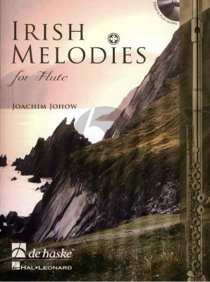 Johow Irish Melodies for Flute (Bk-Cd) (interm.-adv.)
