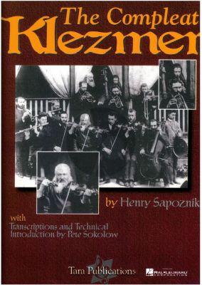 Sapoznik Compleat Klezmer Book
