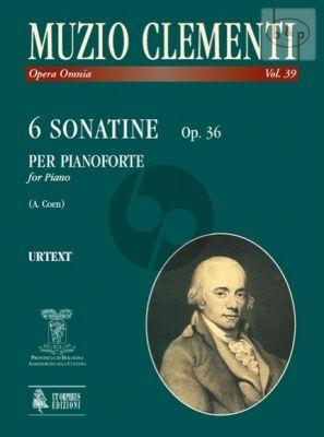 6 Sonatinas Op.36 Piano solo